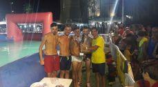 Squadra Tufi, team vincitore della categoria senior