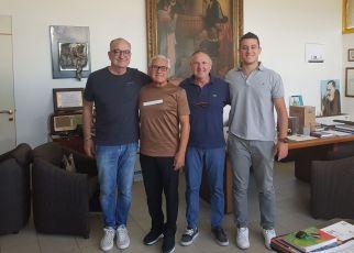 Angelo Pasca, Luciano Barbetta, Carlo Durante, Valentino Mandolfo