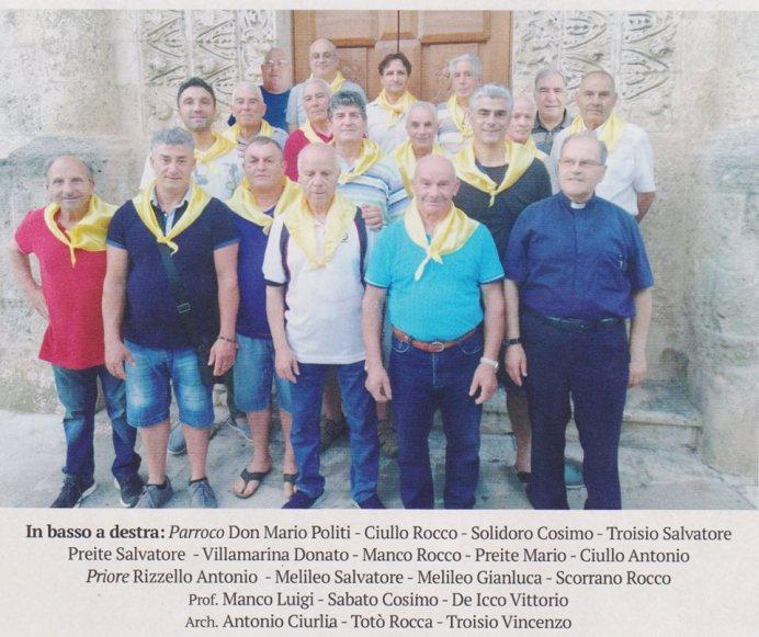 Il Comitato festa