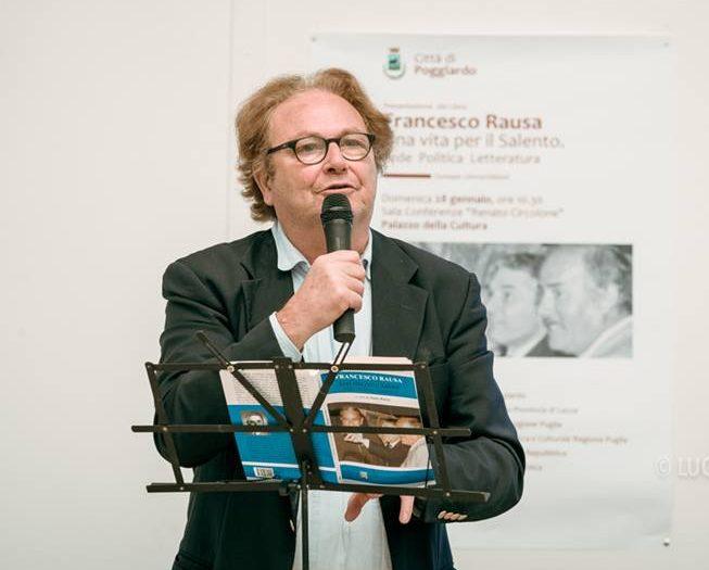 Paolo Rausa, figlio del poeta Fernando