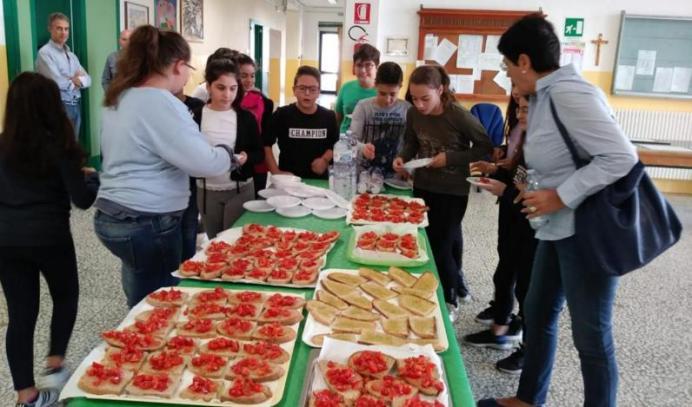 Giornata dell'alimentazione a Sannicola (3)