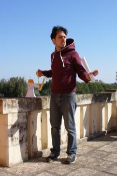 Mattia De Pascali (foto Alessandro Stajano)
