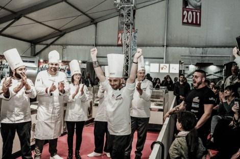 La vittoria di Thierry Pellis alle Olimpiadi del gelato