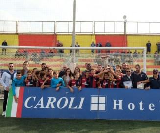Trofeo Caroli Hotels under 13