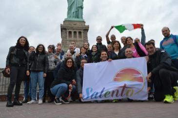 La Podistica Parabita a New York