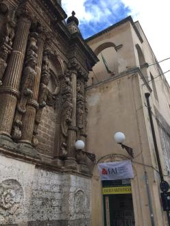 convento dei domenicani (ingresso) Nardò