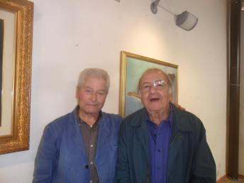 Bruno Sances e Carlo Ortis