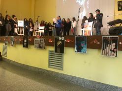 Casarano, istituto Montalcini, giornata contro la violenza sulle donne (6)