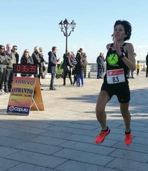 Pamela Greco a Otranto