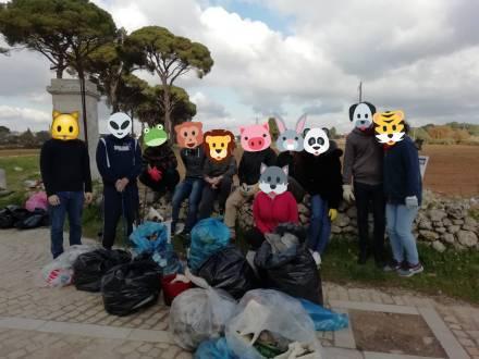 Ambientalisti anonimi alle Franite