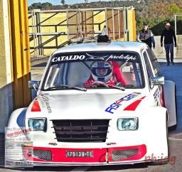 Daniele Cataldo e la sua Fiat 126