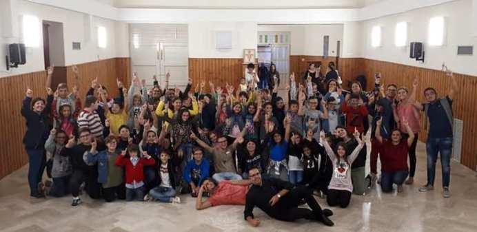 Casarano, Azione cattolica ragazzi della chiesa Matrice