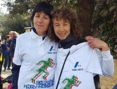 Pamela Greco e Gabriella Stea