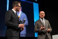 Alan Palmieri e Arrigo Sacchi