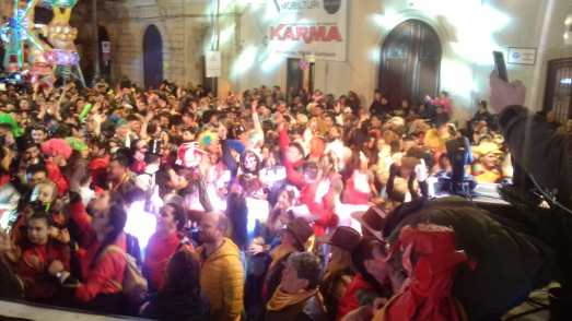 Carnevale Aradeino 2019