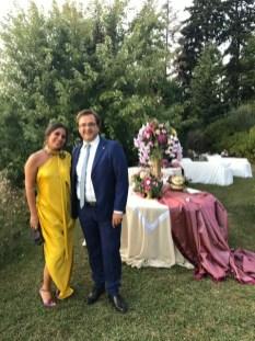 "Jucilene Marques a ""The wedding school"""