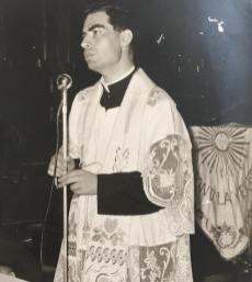 Mons Antonio Resta, l'ordinazione