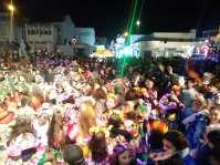 Corsano, il Carnevale in piazza San Biagio