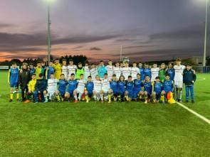 Trofeo Caroli under 14, la sfida tra la Soccer Dream Parabita e il il Milan
