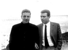 Don Tonino bello e il fratello Marcello