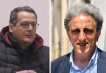 Mario Accoto e Salvatore Musarò