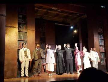 Spettacolo al Teatro Modugno di Aradeo