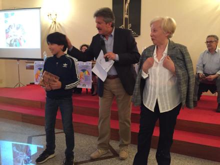 Cif Maglie concorso sulal gentilezza premiazione