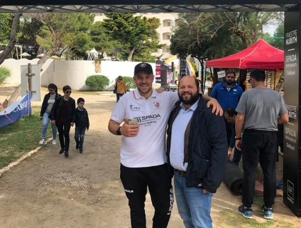 Gallipoli Punta Pizzo, Ecotrail 2019 - Oreste Scorrano e Stefano Minerva