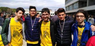 I salentini premiati alle Olimpiadi della matematica