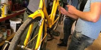 Euro bike tour