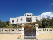 Leuca, villa Daniele