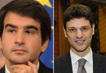 Raffaele Fitto e Andrea Caroppo