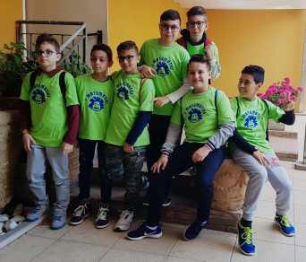 Scuola Presicce - Acquarica, i partecipanti al concorso di matematica