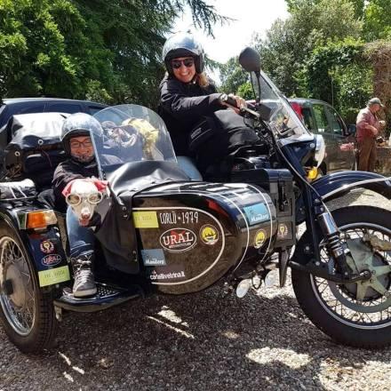 I viaggi di Harley con Alessia Giorgino e Letizia Campeggio