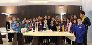 Consiglio comunale dei ragazzi Ugento