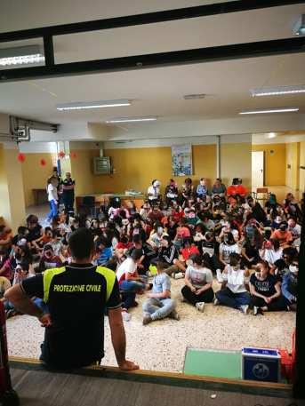 La Protezione civile di Ugento incontra gli studenti