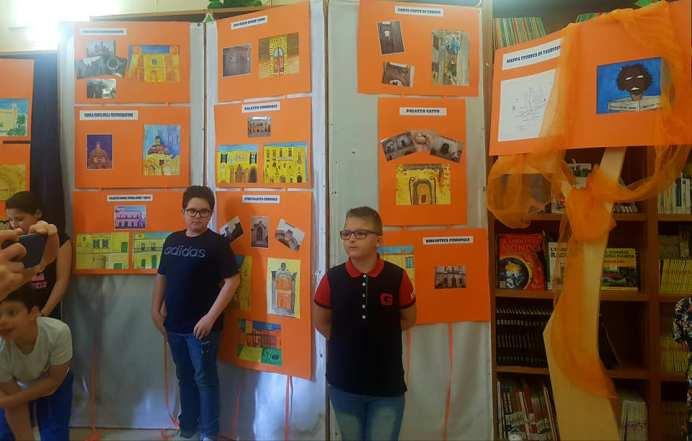 Mostra scuola primaria Polo 2 Taurisano