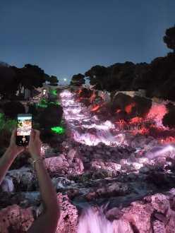 La cascata di Leuca