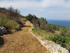 sentieri Parco Otranto Tricase Leuca 2