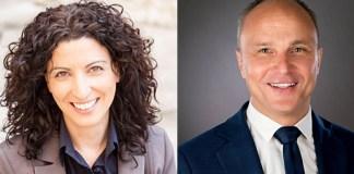 Francesca Sòdero e Nunzio Dell'Abate