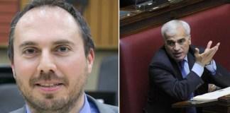 Antonio Trevisi e Rocco Palese
