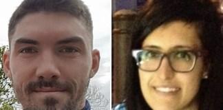 Daniele Leggio ed Elena Conte