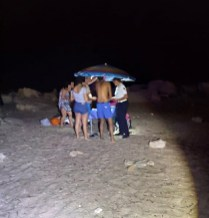 Mancaversa, controlli sulla spiaggia