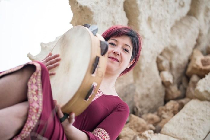 Maria Mazzotta (foto di Giulio Rugge)