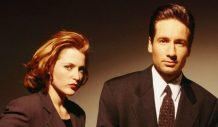 Mulder e Scully in X-Files