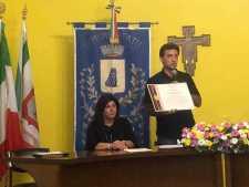 Patù, la cerimonia nella Sala consigliare