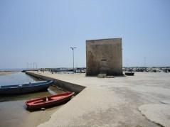 Il porto di Torre Pali