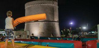 Notte turchina a Torre Suda