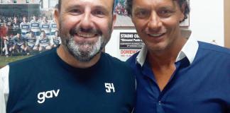 Antonio Meleleo e Salvatore Donadei