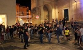 Borgo in festa a Casarano (foto Pejrò)